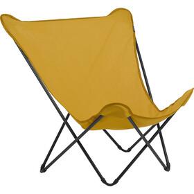 Lafuma Mobilier Pop Up XL Sedia pieghevole Airlon + Uni, arancione/nero